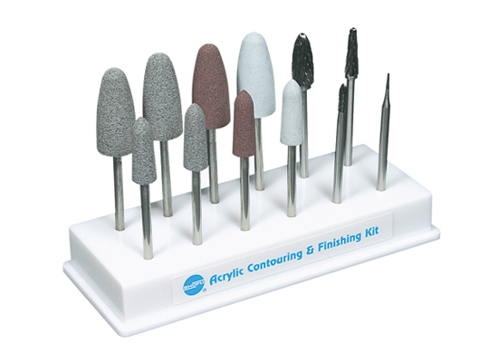 Acrylic Contouring & Finishing Kit HP