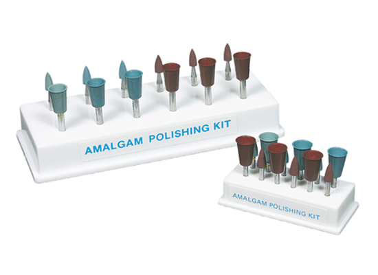 Amalgam Polishing Kit CA / FG