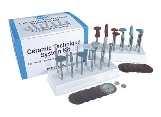 Ceramic Technique System Kit HP