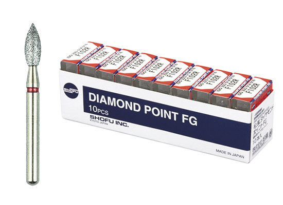 Diamond Points FG – Fine Grit