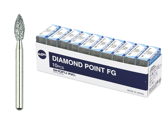 Diamond Points FG – Regular Grit