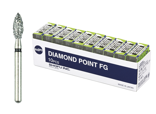 Diamond Points FG – Supercoarse Grit