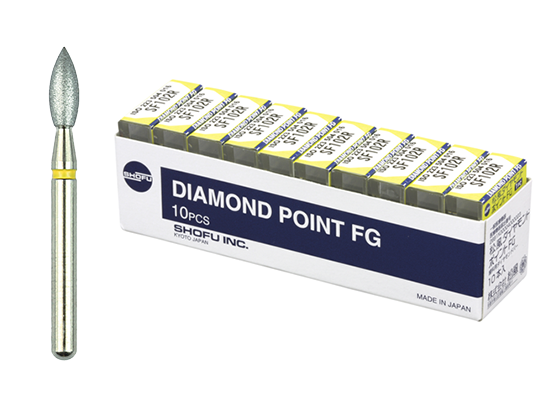Diamond Points FG – Superfine Grit