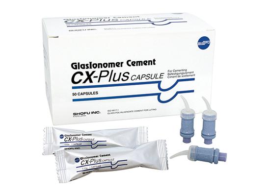 GlasIonomer Cement CX-Plus Capsule