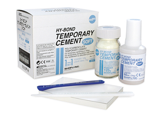 HY-Bond Temporary Cement (Soft)