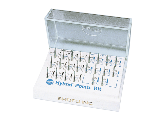 Hybrid Points Kit / T&F Hybrid Points Kit