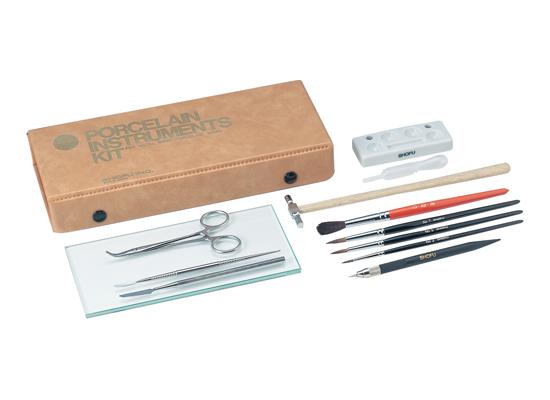 Porcelain Instruments Kit