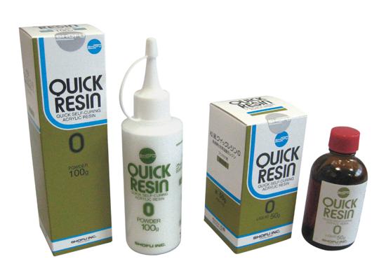 Quick Resin