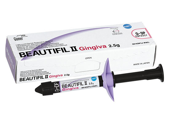 Beautifil II Gingiva G-DP