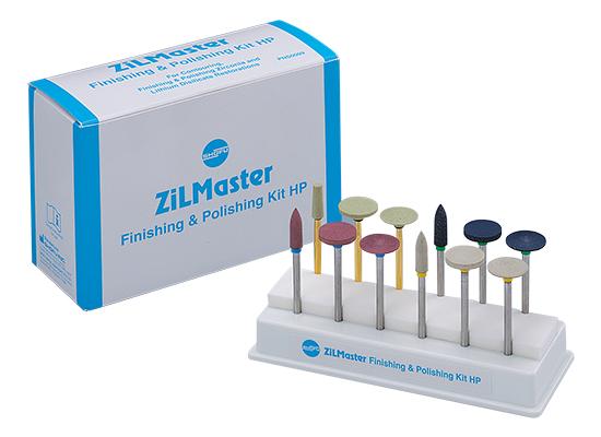 Zilmaster Finishing & Polishing Kit